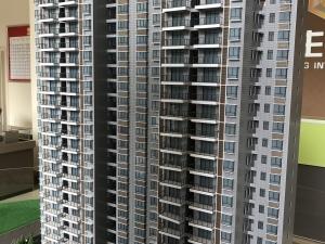 民生国际在售户型一览 80-140平米共计五款可挑选