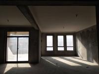 上海城一梯两户毛坯大四居105万高档小区免税房有热暖