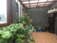 阳光蓝山郡顶楼复式带花园,169+30平,豪华装修,138万!