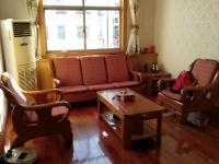 光明花园,2室1厅,75平米,4楼,热暖,精装,家电家具,30万