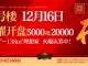 兴丽城三期12号楼本月16日开盘 5000抵20000认筹倒计时