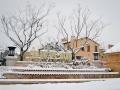 多图美哭!全城10余家楼盘雪景,每一幅都是一部大片!