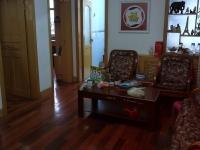 东岳南山小区,2室1厅,75平米,精装,热暖,32万,免税房