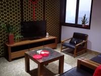 中央华府,3室1厅,96平米,精装,品牌家电家具,中央空调,热暖,85万