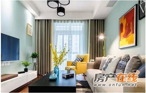 家装建材 窗帘墙布 房产在线家装网