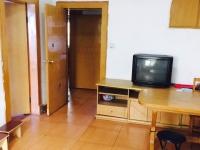 东汽机关幼儿园,2室1厅,80平米,精装家电家具,热暖,35万
