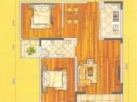东风大道No.1楼盘 苏格兰风情橡树湾 毛坯两室、三室可按揭 仅售3900/平