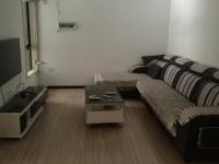 大美盛城两室两厅92平米4楼精装地段60万家具家电