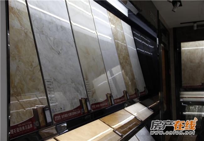 十堰装修 装修建材 安华瓷砖  十堰市浙江路36号红星美凯龙