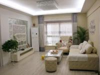 朝阳路龙信上城精装103平2室 豪华装修热暖房70万出售