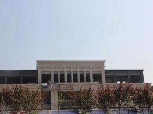 汉成时代1号楼建至15层 6号楼建至13层