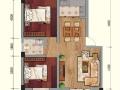 紧凑但舒适 看建面约75㎡的两房如何玩转生活