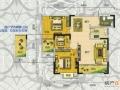 翰林世家禧园目前仅有建面88㎡两房、98㎡三房在售