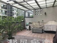 凯旋大道 四方新城 精装修三室 一楼带前后80平方私家花园