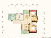 万达附近九州龙城77万单价5700毛坯房一次性付转合同可按揭