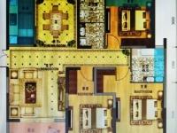 百强世纪城花园洋房170平米120万急售