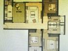 百強世紀城精裝修三居室127平米102萬急售