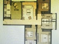 百强世纪城精装修三居室127平米102万急售