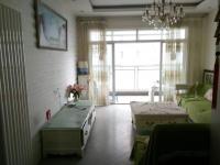 江苏路 阳光花园 精装大两室 热暖齐全 朝南 拎包入住