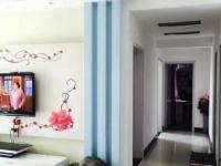 北京中路昊天大厦三室二厅二卫120平米电梯高层精装75万