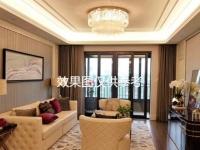 居住首 选!上海城高档小区 电梯中层大三房167平 送阳光房