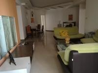 张湾文汇小区三室二厅114平米一楼可商用精装热暖72万