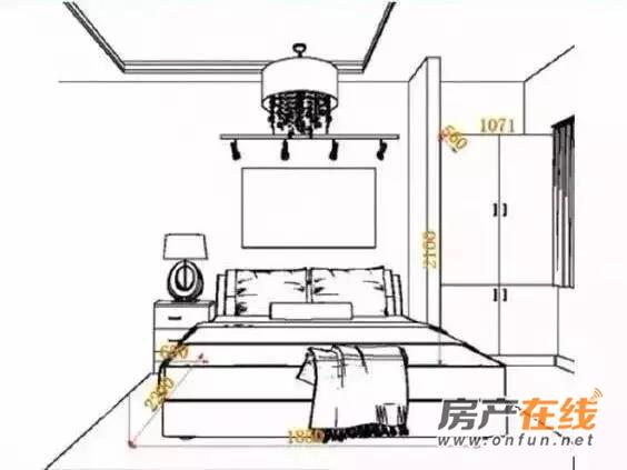 装修 直采会 卧室 家具 床