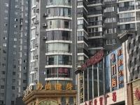 55万住北京路中环世贸新房电梯,两室两厅户型,随时看