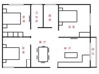 柳林路精装3室2厅(急售)