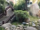 泰山绿谷小区环境