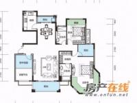 大洋五洲2室2厅89.6平