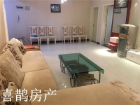 北京南路郧阳中学对面、东方坐标城经典大三居134平米 85万