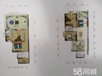阳光栖谷高层带花园复式豪宅  5室4厅3卫