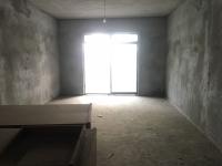 北京中路华府名邸三室双卫毛坯电梯靓房户型方正卧室宽敞