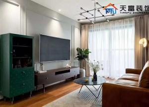 唐城中岳匯106㎡ 現代簡約