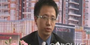 房展会专访:东正国际三期销售主管张诚