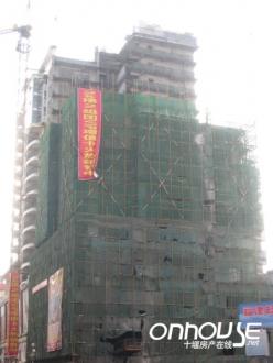 天麟时代广场实景图