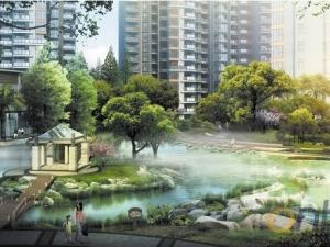 东正国际三期围湖而居设计 筑就珍品 地段为王