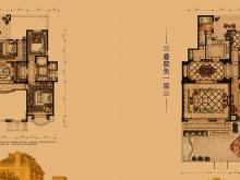 卢浮宫A户型5室3厅5卫3阳台 357.00㎡