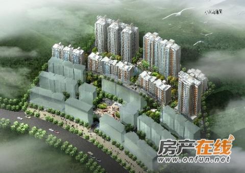 北京小镇三期效果图