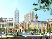 上海城效果图