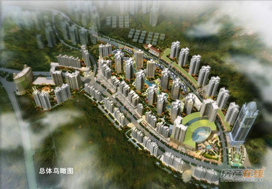 和昌国际城三期楼栋信息