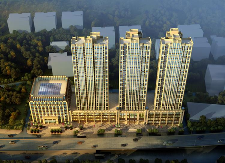 上海路金座楼栋信息