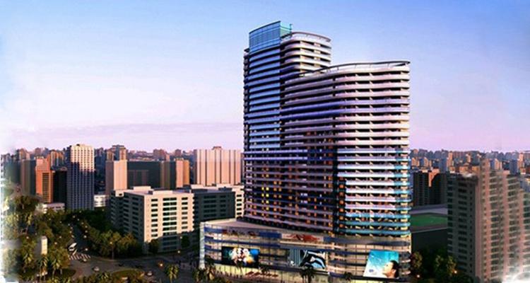 朗琴国际楼栋信息