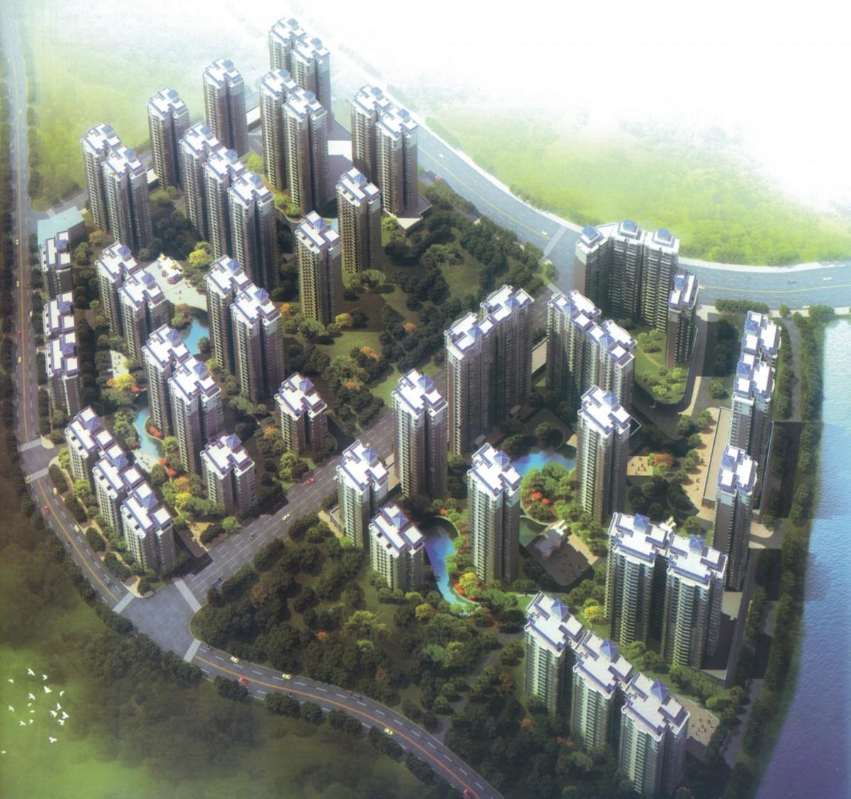 祥安东城国际花园楼栋信息
