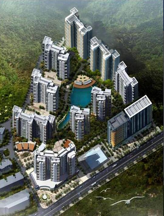 东正国际三期楼栋信息