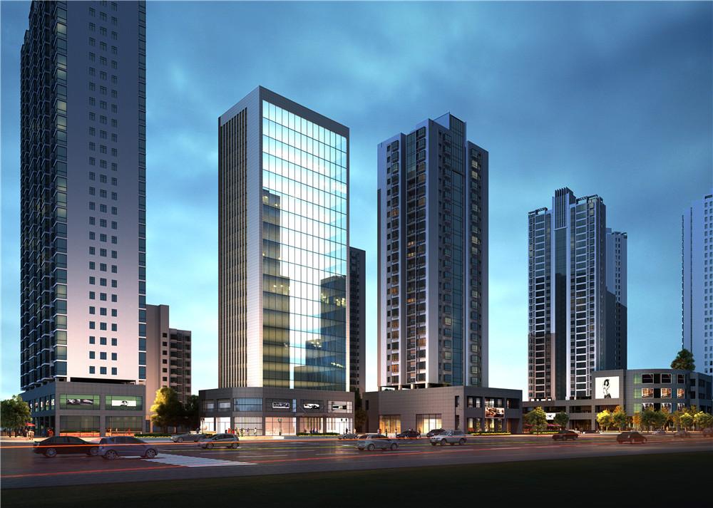 腾龙国际楼栋信息